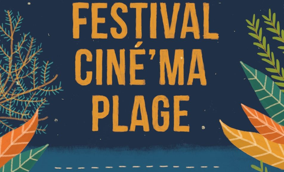 "Photographer for an event – ""Ciné'ma plage"""